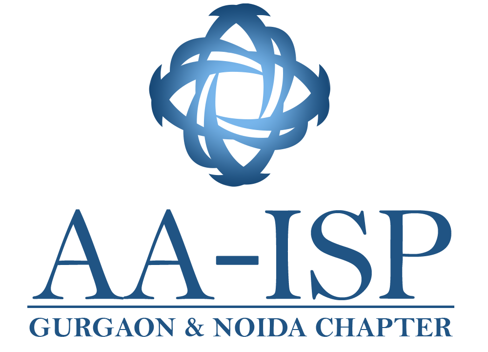 Gurgaon & Noida Chapter Logo